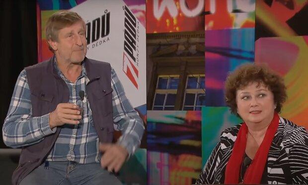Osudová láska: Jana Boušková a Václav Vydra vyprávěli o tom, jak se seznámili
