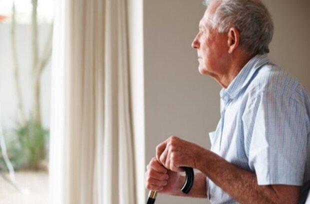 Důchodce. Foto: snímek obrazovky YouTube