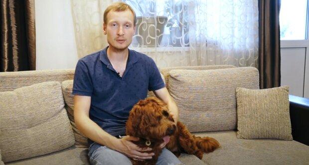 """""""Díky za všechno"""": Chlap vzal na poslední procházku svého nemocného psa. Kam šli nejlepší přátelé"""
