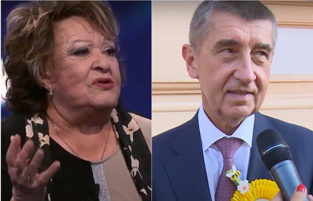 Premiér Andrej Babiš poblahopřál Jiřině Bohdalové k90. narozeninám: jak probíhá výroční oslava