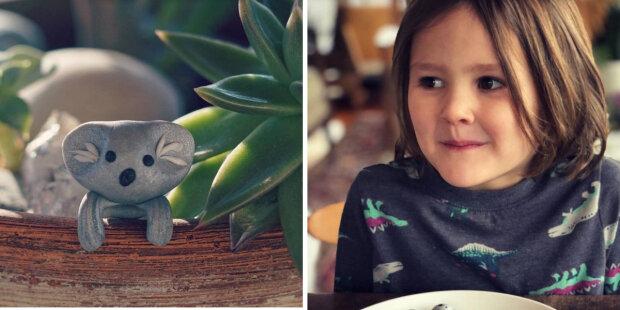 Šestiletý chlapec vydělal lepením hliněných koal 176 tisíc dolarů: jak chlapec spravoval peníze