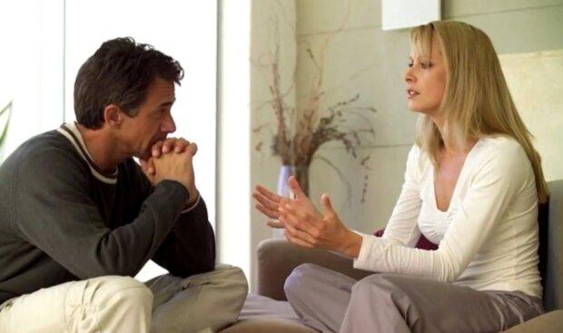 Muž a žena. Foto: snímek obrazovky: YouTube