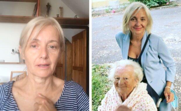 """""""Je to nemoc, kterou má už 70 let"""": Maminka Veroniky Žilkové musela do nemocnice. Jak se cítí"""