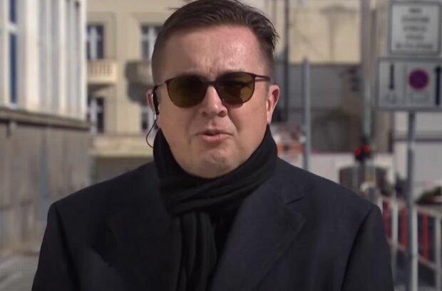 Roman Šmucler. Foto: snímek obrazovky YouTube