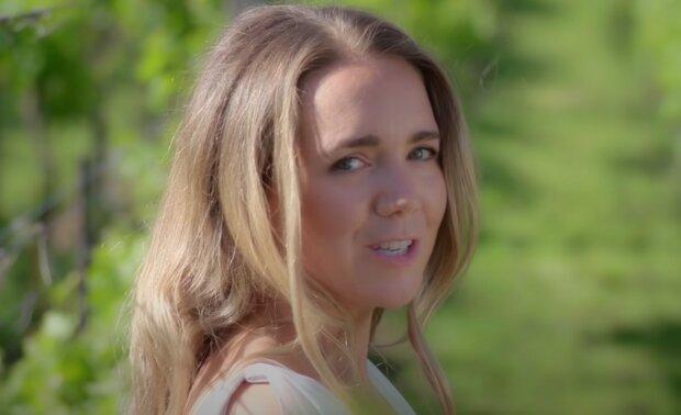 Lucie Vondráčková. Foto: snímek obrazovky YouTube