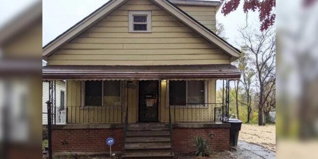 Bezdomovec kvůli manželce mohl koupit starý dům a udělat v něm luxusní rekonstrukci