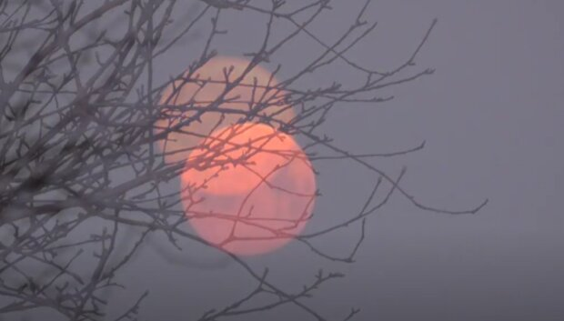 Měsíc. Foto: snímek obrazovky YouTube