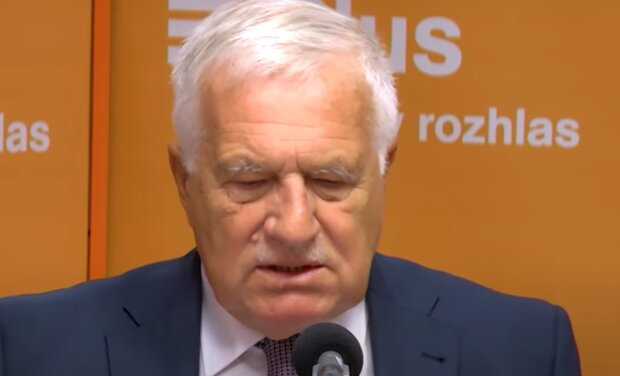 Václav Klaus má potvrzenou nemoc: Je známo, jak se dnes bývalý prezident cítí