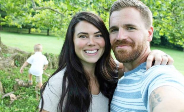 Maxine a Jake Young. Foto: snímek obrazovky maxinelee_y / instagram