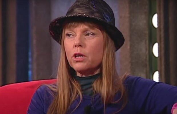 Lenka Kořínková. Foto: snímek obrazovky YouTube
