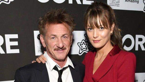Sean Penn se tajně oženil s ženou, která je mladší o 31 let