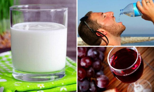 Šťáva z granátového jablka, pvo, jablečný džus: seznam nejvíce užitečných nápojů
