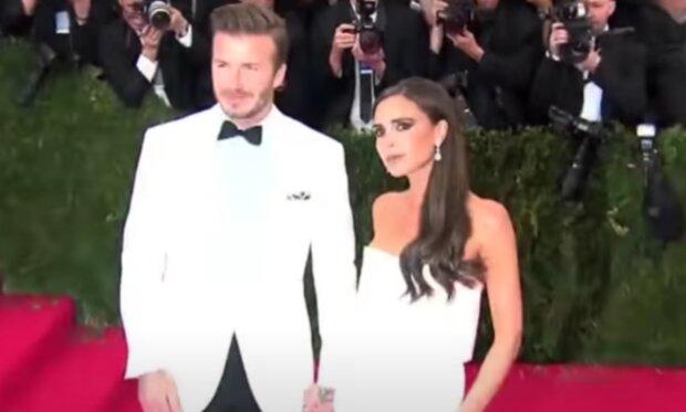 Beckham. Foto: snímek obrazovky YouTube