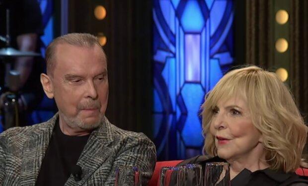 Hana Zagorová a Štefan Margita. Foto: snímek obrazovky YouTube