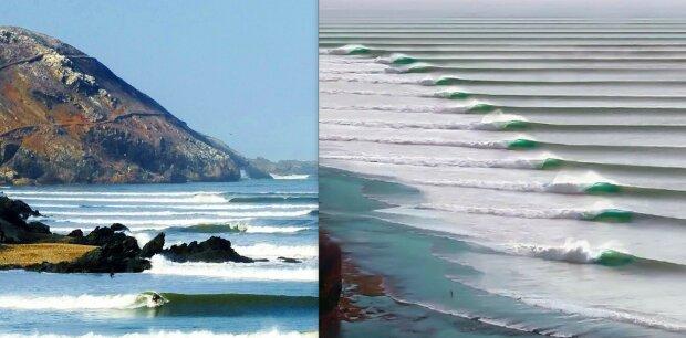 Unikátní místo, kde se formují nejdelší mořské vlny na světě: Puerto Chicama a jeho vlastnosti jsou atraktivní nejen pro surfaře