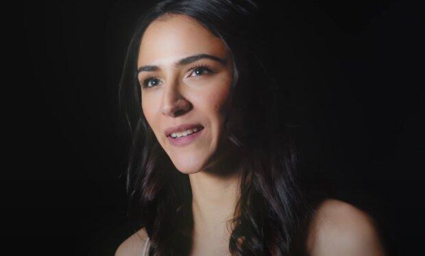 Eva Burešová. Foto: snímek obrazovky YouTube