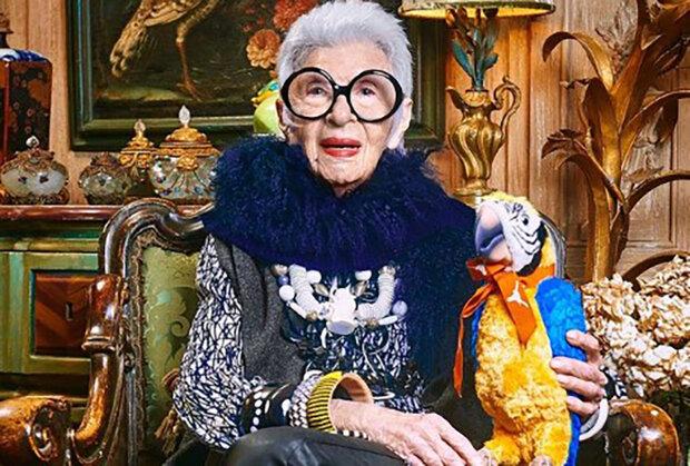 Na rozdíl od svého věku: jak stoletá módní návrhářka Iris Apfel udržuje zájem o život