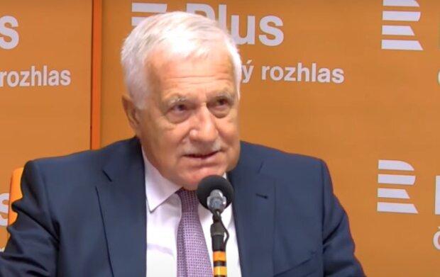 """""""Václav Klaus absolvoval celou svoji léčbu v domácím prostředí"""": Jak je na tom bývalý prezident dnes"""