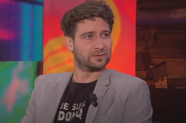 Marek Němec. Foto: snímek obrazovky YouTube