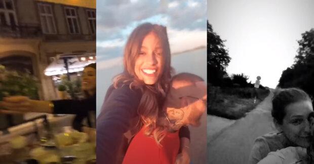 """""""Děkuji ti panebože"""": Rapper Rytmus ukázal, jak si užívá dovolenou s manželkou a synem Sanelem"""