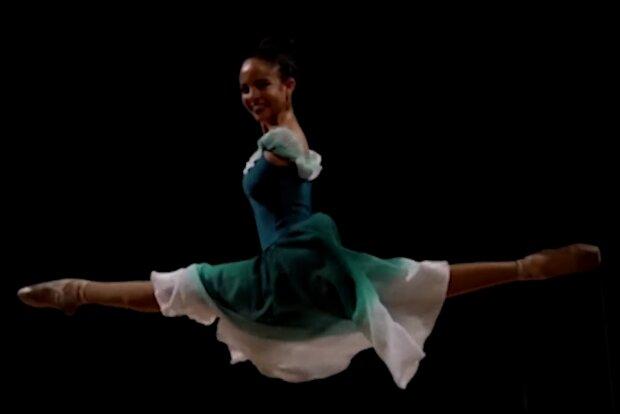 """""""Život bez překážek"""": jak balerína s neobvyklými vlastnostmi inspirovala celý svět svým příkladem"""