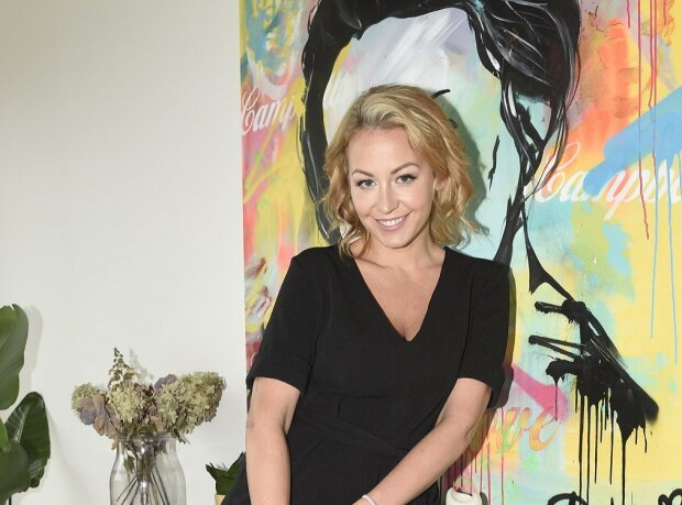 """""""Chtěla bych být jako Marilyn Monroe"""": Agáta Hanychová odhalila, že aktuální barva stále ještě není finální."""