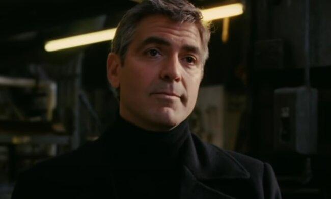 George Clooney. Foto: snímek obrazovky YouTube
