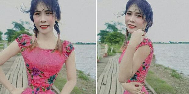 Dívka zničila stereotypy krásy a ukázala pas 34 cm: jak žije dívka