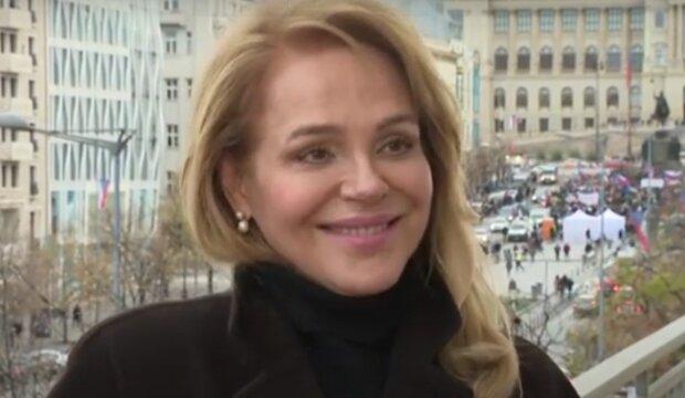 Dagmar Havlová. Foto: snímek obrazovky YouTube