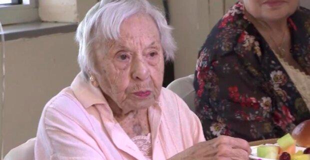 """""""Nikdy jsem nebyla vdaná"""": 107letá žena odhalila tajemství své dlouhověkosti"""