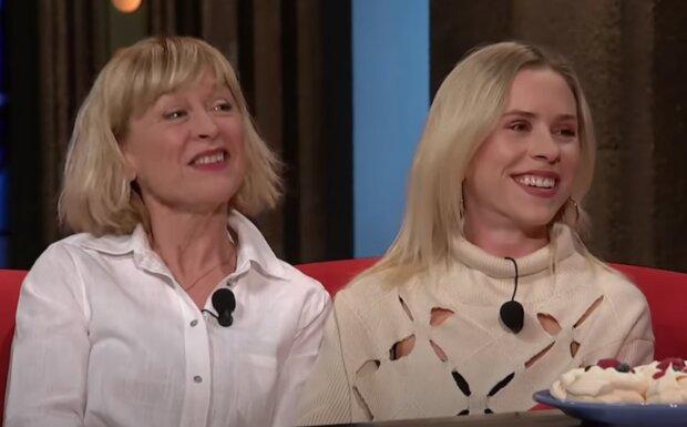 Dana Batulková a Mariana Prachařová. Foto: snímek obrazovky YouTube