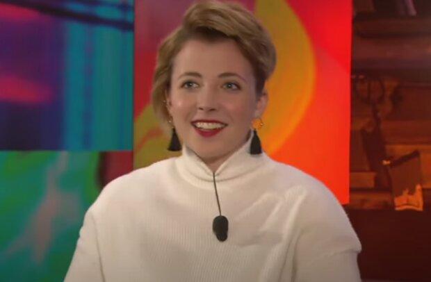 Anna Slováčková. Foto: snímek obrazovky YouTube