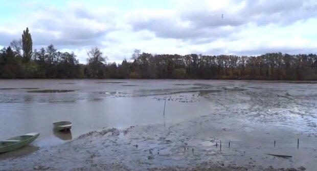 Rybník. Foto: snímek obrazovky YouTube
