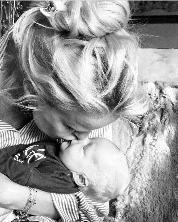 Rozkošný Josífek Pizinger slaví první měsíc.  Vendula Pizingerová odpověděla, zda bude další dítě