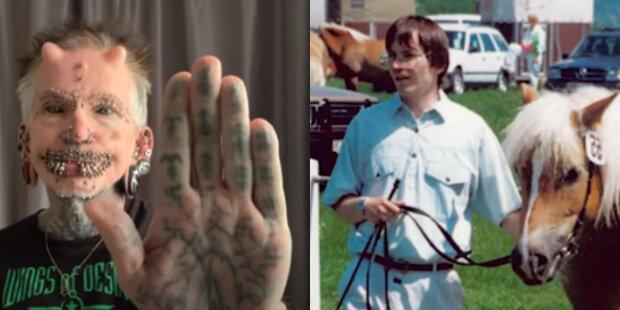 Muž udělal piercing a dostal se do Guinnessovy knihy rekordů