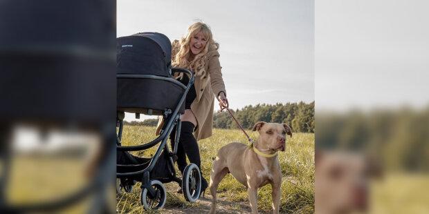 Starostlivá 48letá maminka Vendula Pizingerová: Rodina ukázala, jak se stará o miminko