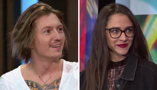 Eva Burešová a Přemek Forejt. Foto: snímek obrazovky YouTube