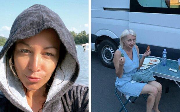"""""""Nikdy by mě nenapadlo, že se budu těšit do rybníku"""": Agáta Hanychová vyrazila s maminkou na dovolenou. Jak si to tam užívá"""