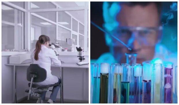 Moderní věda. Foto: snímek obrazovky YouTube