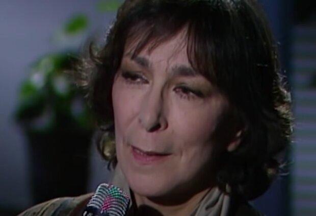 Hana Hegerová. Foto: snímek obrazovky YouTube