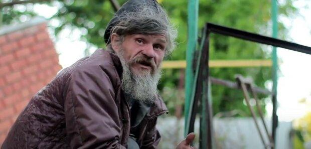 Jak výlet do kadeřnictví změnil život bezdomovce