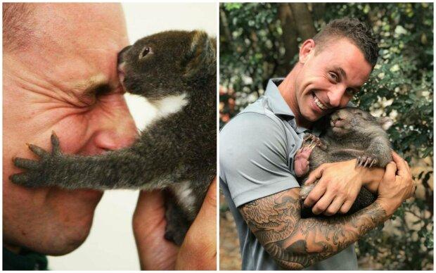"""""""Ne práce, ale sen"""": Hlídač zoo sdílel fotografie se zvířaty z jeho pracoviště"""