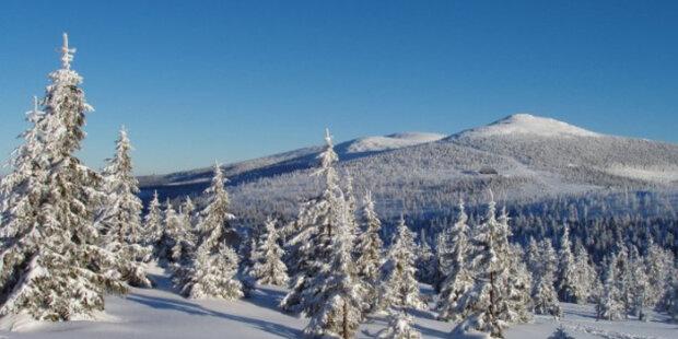 Předpověď počasí na příští dny: V kterých regionech České republiky bude sněžit