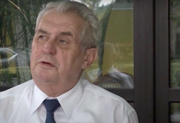 """""""Prezident trpí dehydratací a vyčerpáním"""": Jiří Ovčáček prolomil hradbu mlčení. Co řekl"""
