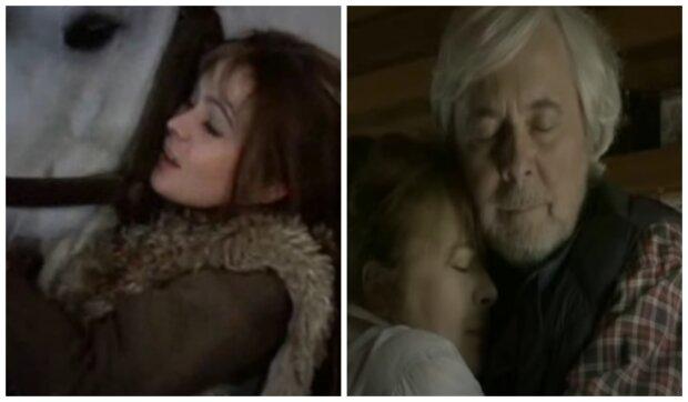 Pohřeb milované herečky Libuše Šafránkové. Foto: snímek obrazovky YouTube