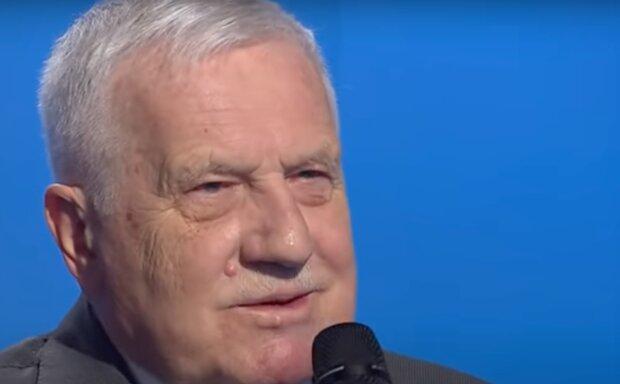 Prognostický výrok, který se naplnil: Nové informace o tom, jak se Václav Klaus cítí