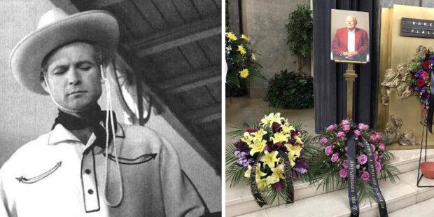Jak probíhalo loučení s úžasným Karlem Fialem: co řekl Županič na rozloučenou s přítelem