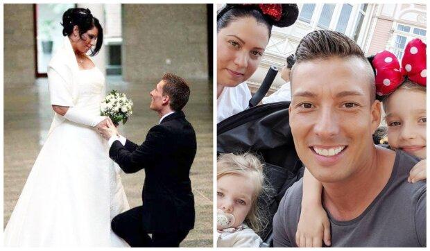 Německý muž si vezme dvě ženy. Foto: snímek obrazovky Instagram