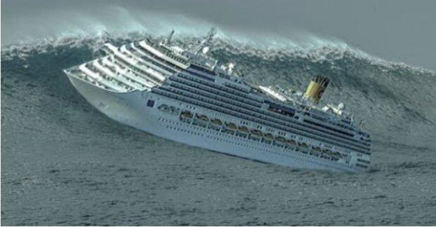 """Přeživší svědci sdíleli záběry, co se dělo na výletní lodi během bouře: """"nikdo není pojištěn"""""""