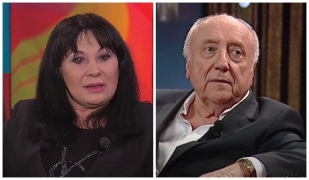 Dáda Patrasová a Felix Slováček. Foto: snímek obrazovky YouTube